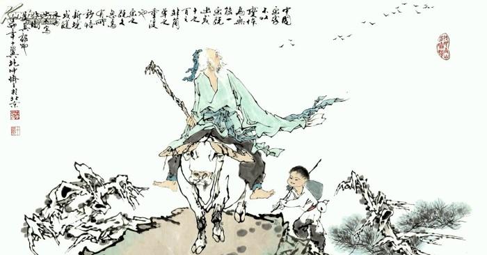 ruyện kể rằng Lão Tử thuê một người hầu tên Từ Giáp từ khi anh còn thiếu niên. Anh đã theo chủ nhân hơn 200 năm. Chủ nhân hứa trả anh 100 tiền mỗi ngày, tổng cộng đã nợ 720 vạn tiền.