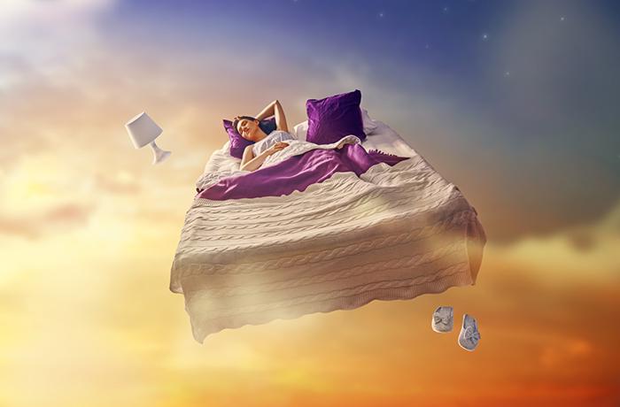 Giấc mơ không rõ ràng thì không nên giải thích
