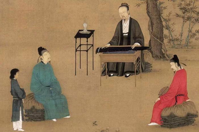 Vua Vệ Linh Công từ chối nghe thứ âm nhạc lả lướt