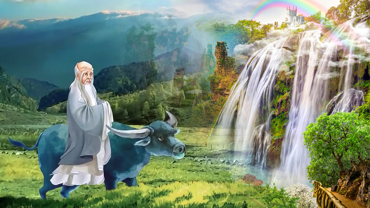 """Nguyên tắc """"Thượng thiện nhược thủy"""" - Đạo của nước trong tư tưởng Lão Tử"""
